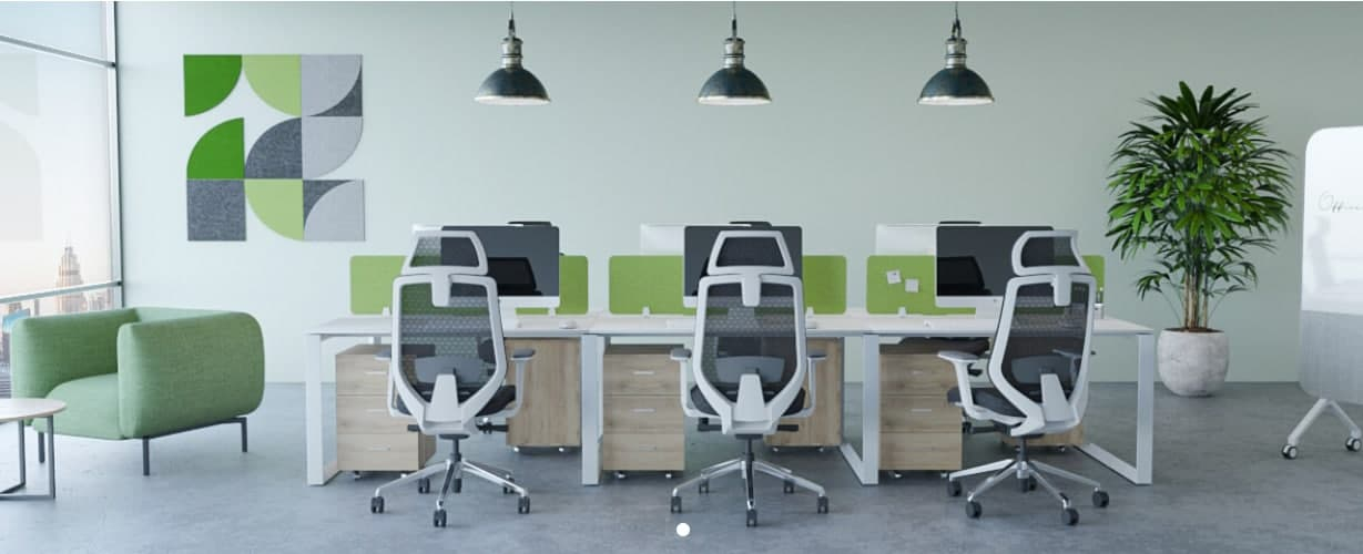 Difference between a mesh office chair and a leather office chair
